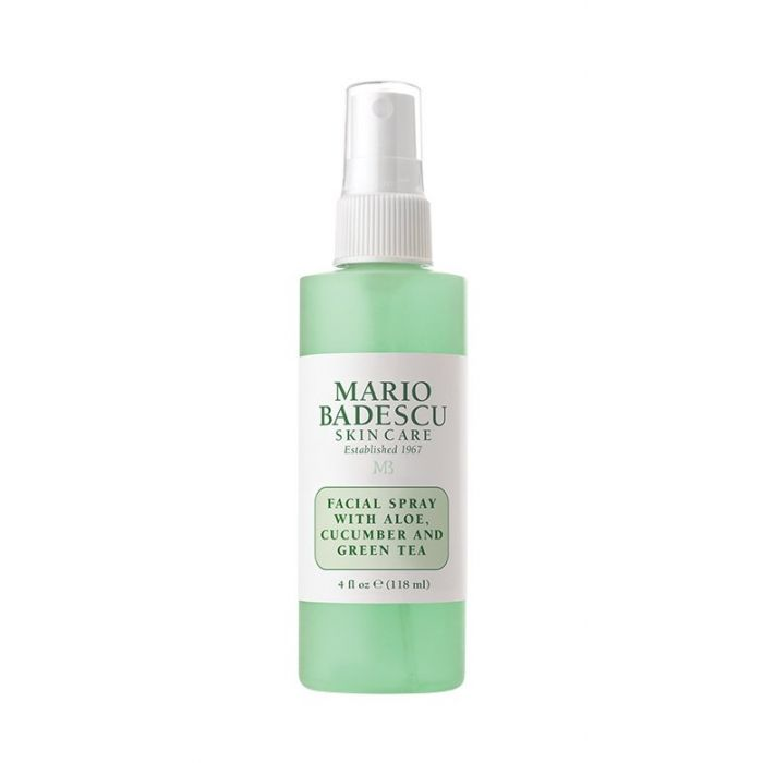 Mario Badescu - FACIAL SPRAY WITH ALOE, CUCUMBER AND GREEN TEA - 8oz