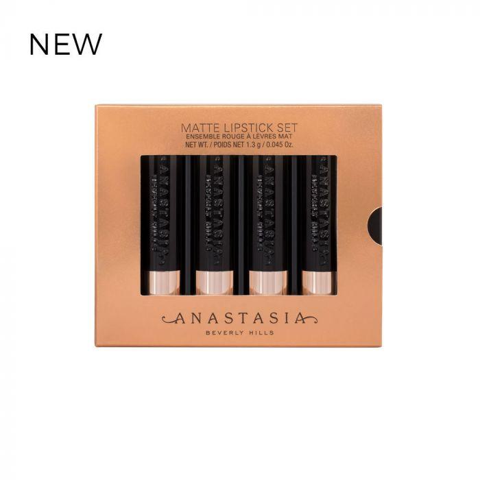 Anastasia Beverly Hills - MATTE LIPSTICK - 4 PC SET MINI