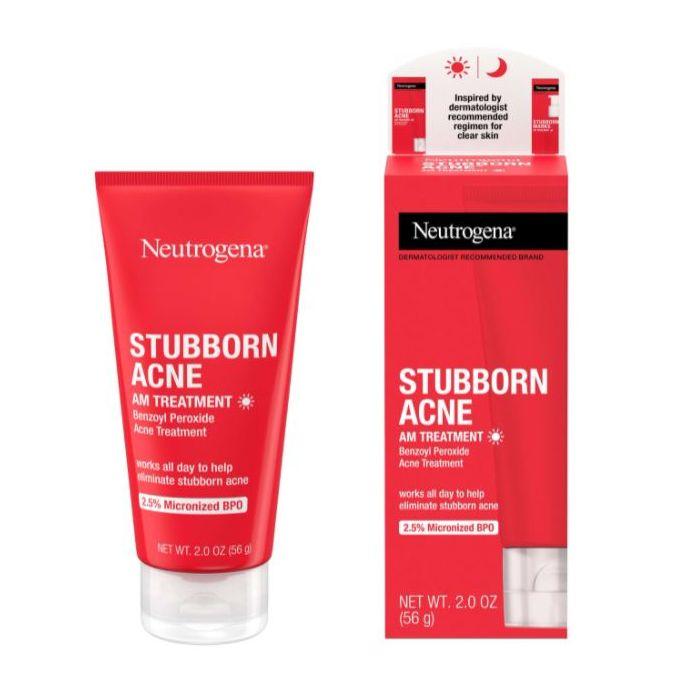 Neutrogena -Stubborn Acne AM Treatment 56g