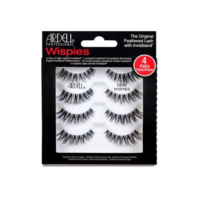 Ardell-Multipack Demi Wispies 4 pairs
