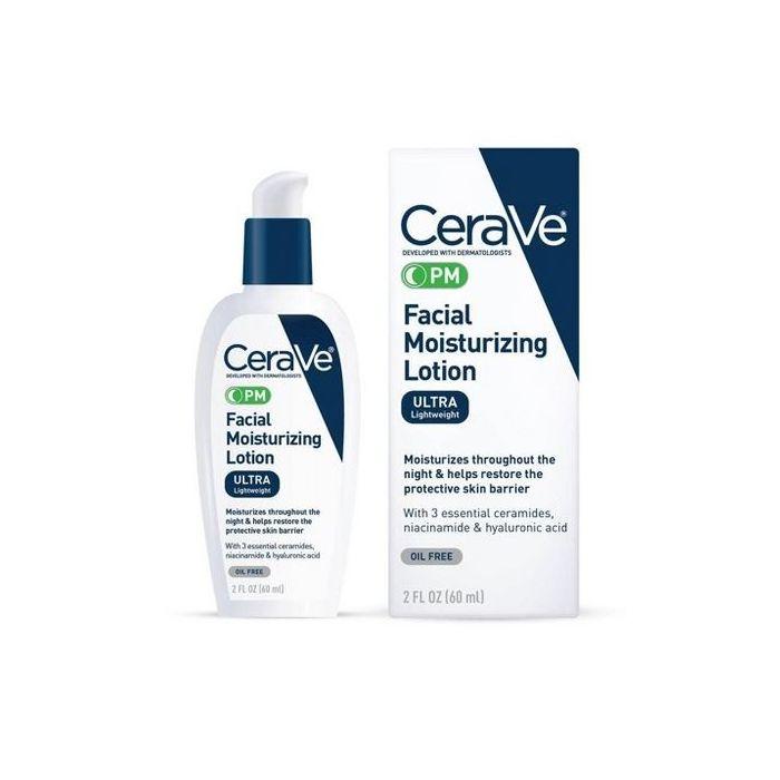 Cerave PM facial moisturizing lotion  Buy Cerave UAE
