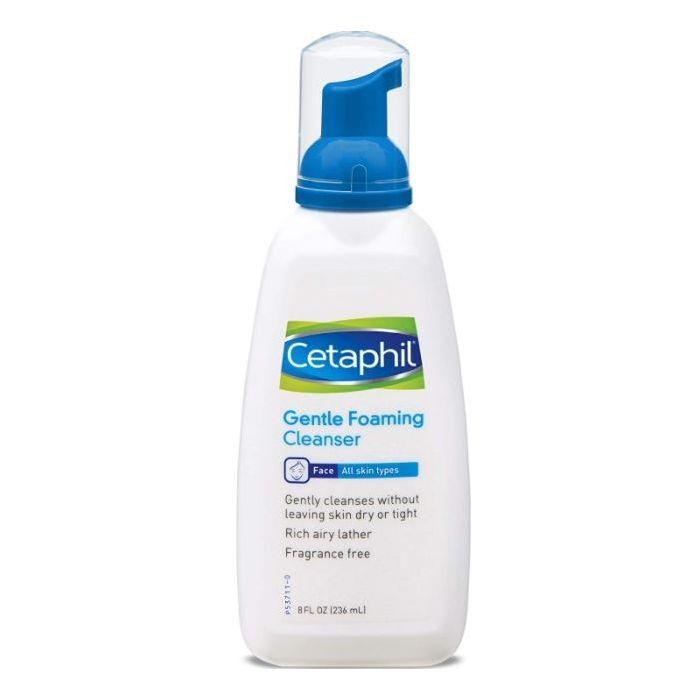 Cetaphil -Gentle Foaming Cleanser 8 floz