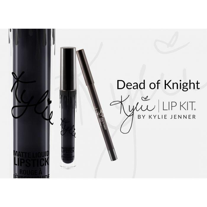 Kylie Cosmetics   Dead of Knight - Lip Kit