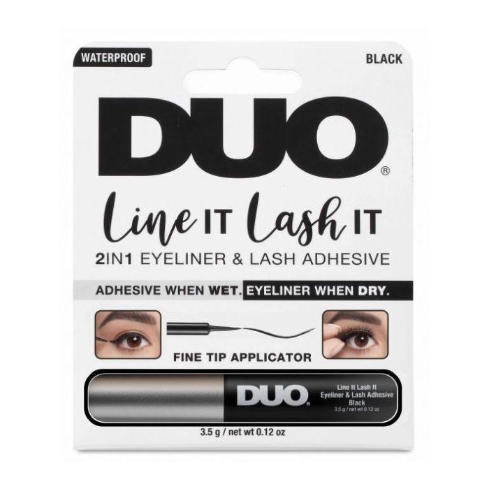 DUO Line It Lash It 2-in-1 Eyeliner & Lash Adhesive
