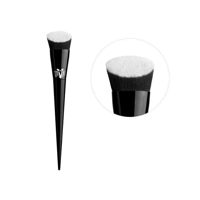 KVD Lock-It Edge Foundation Brush #10