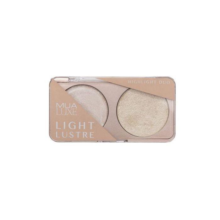 Makeup Academy (MUA)Luxe Light Lustre Highlight Duo – majesty
