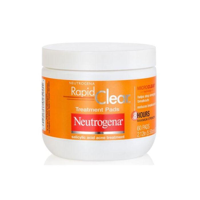 Neutrogena -Rapid Clear Treatment Pads (60)