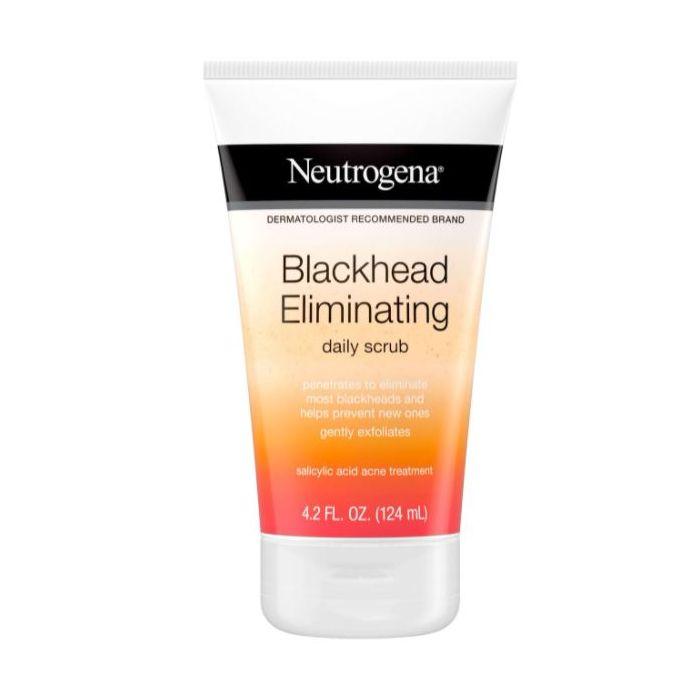 Neutrogena-Blackhead Eliminating Daily Scrub(124ml)