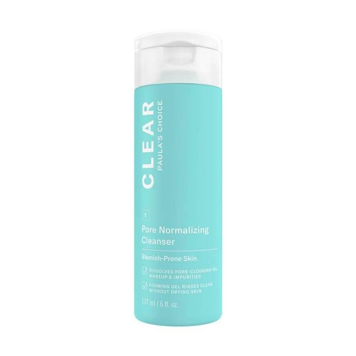 paulas choice -CLEAR Pore Normalizing Cleanser 177ml