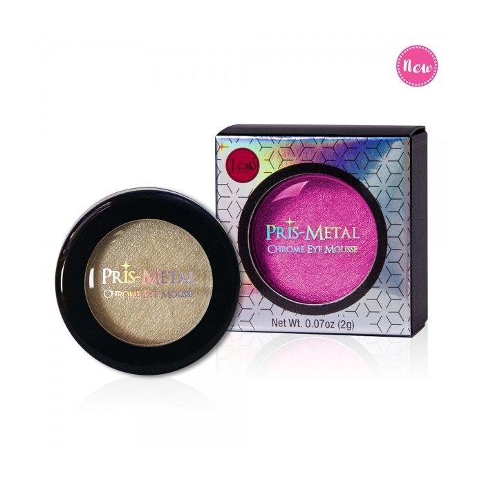 Jcat Beauty - Pris matic Chrome Eye Mousse