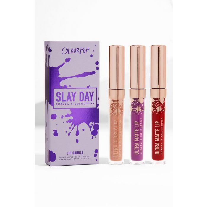Colourpop - SLAY DAY Lip Bundle