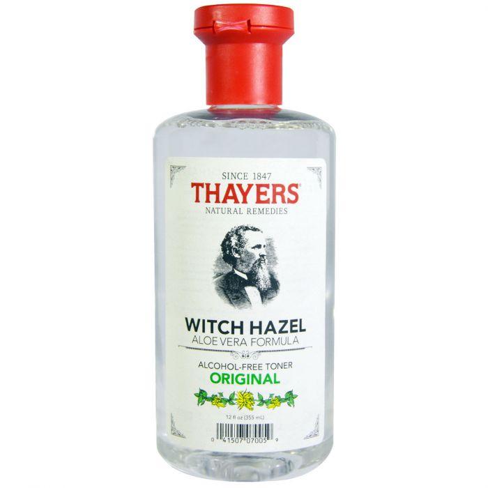 Thayers Witch Hazel - Alcohol-Free Toner
