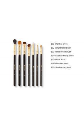 BH Cosmetics - Eye Essential - 7 Piece Brush Set
