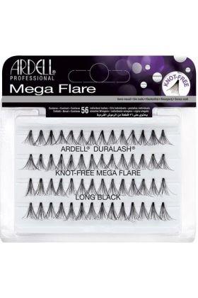 Ardell Mega Flare Individual Lashes - Long Black