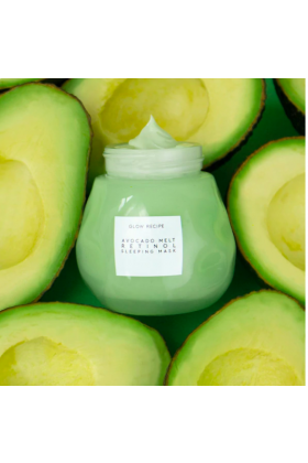 GLOW RECIPE Avocado Melt Retinol Sleeping Face Mask