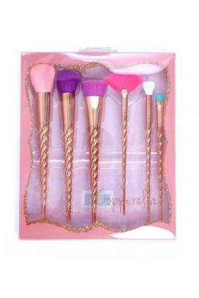 BEAUTY CREATIONS -Copperella 6 Pc Brush Set