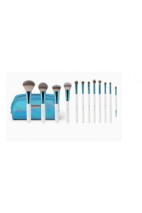 BH Cosmetics -Poolside Chic 12 Piece Brush Set