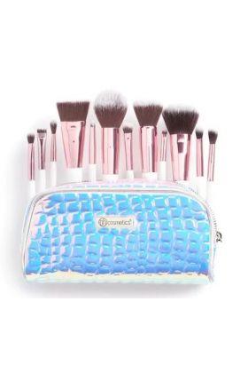 BH Cosmetics -Crystal Quartz - 12 Piece Brush Set