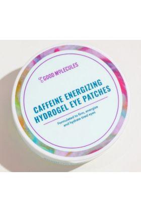 GOOD MOLECULES -CAFFEINE ENERGIZING HYDROGEL EYE PATCHES
