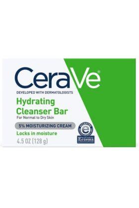Cerave -Hydrating Cleanser Bar (4.5 oz)
