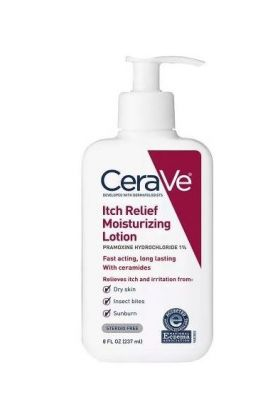 CeraVe - Itch Relief Moisturizing Lotion 8 fl oz