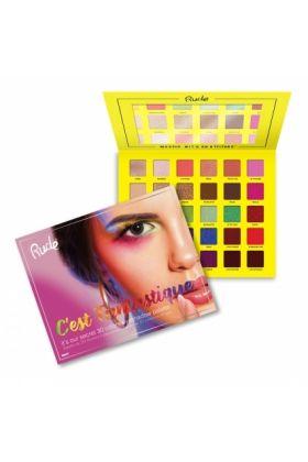 RUDE cosmetics -C'est Fantastique 30 Eyeshadow Palette
