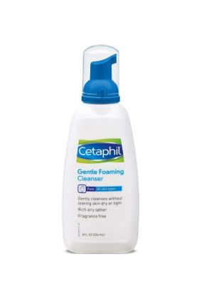 Cetaphil -Gentle Foaming Cleanser 8 floz