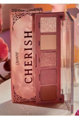 colourpop -cherish shadow palette