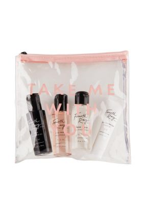 Fourth Ray Beauty - Take me with you travel kit