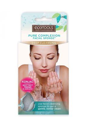 EcoTools Pure Complexion Facial Sponge - Deep Cleansing