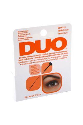 DUO Brush On Striplash Adhesive - Dark Tone