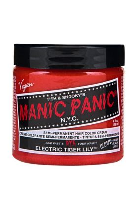 MANIC PANIC -Electric Tiger Lily™ - High Voltage® Classic Cream Formula Hair Color