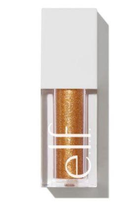 e.l.f. Cosmetics -LIQUID GLITTER EYESHADOW -24k gold