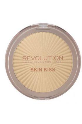 Makeup Revolution Skin Kiss Highlighter - golden kiss