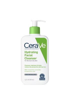 CeraVe Hydrating Facial Cleanser 12 oz -  Normal to Dry Skin