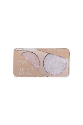 Makeup Academy (MUA)Luxe Light Lustre Highlight Duo – Lavish
