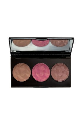 Makeup Academy (MUA) Luxe Bashful Trio Blush #2