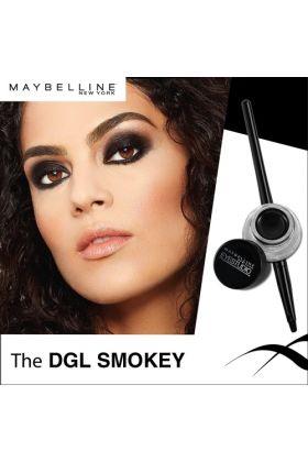 MAYBELLINE Eye Studio Lasting Drama Gel Eyeliner - Blackest Black 950