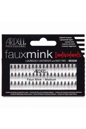 ARDELL Faux Mink Individuals - Medium Black