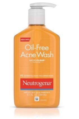 Neutrogena - Oil-Free Acne Wash, 9.1 fl oz