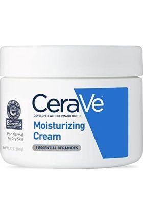 CeraVe - Moisturizing Cream for normal to dry skin (12 floz)