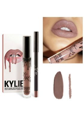 Kylie Cosmetics- Matte Lip Kit(MOON)