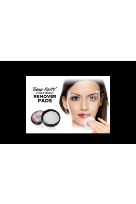 "Jcat beauty - ""GONE-FINITY"" EYE&LIP MAKEUP REMOVER PADS"