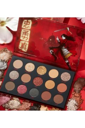 Colourpop -Disney mulan eyeshadow palette