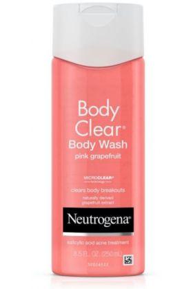 Neutrogena -Body Clear Body Wash pink grapefruit 250ml