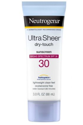 Neutrogena-Ultra Sheer® Dry-Touch Sunscreen Broad Spectrum SPF 30