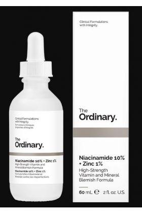 THE ORDINARY. Niacinamide 10% + Zinc 1%( 60ml)