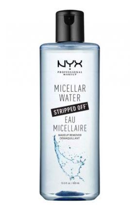 makeup remover  nyx micellar water