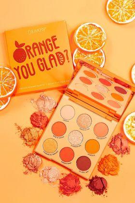 Colourpop - Orange You Glad?  Shadow Palette