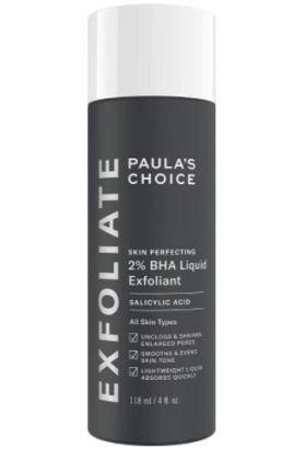 PAULA'S CHOICE - Skin Perfecting 2% BHA Liquid Exfoliant( 118ml )